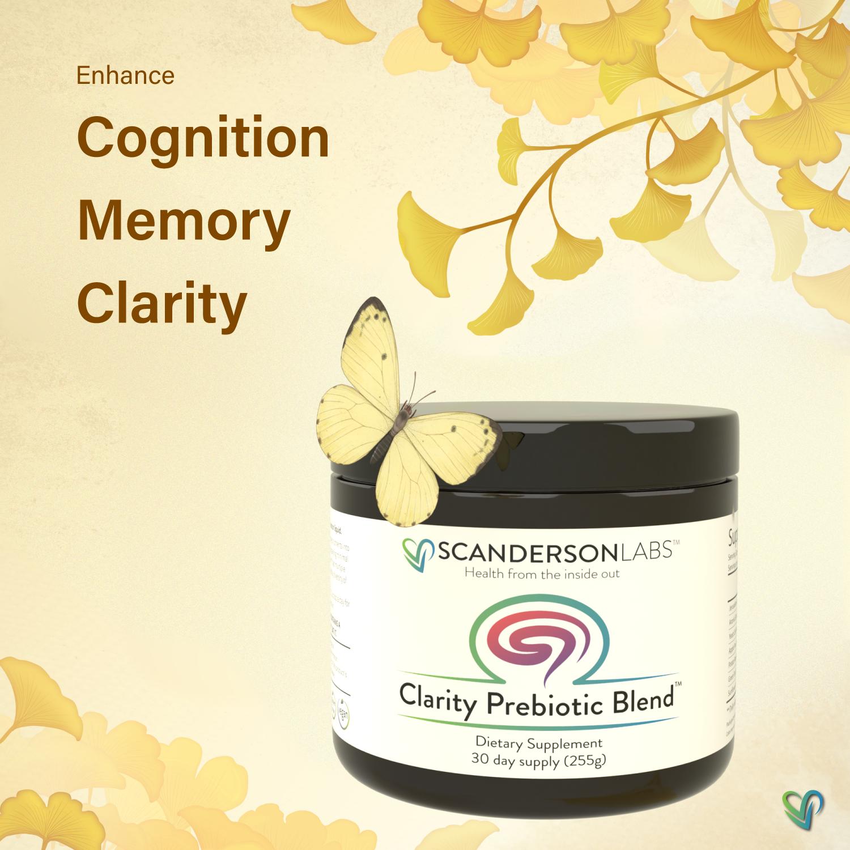 Clarity Prebiotic Blend